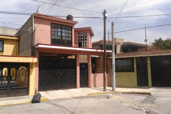 Foto de casa en renta en  , bosques del valle 1a sección, coacalco de berriozábal, méxico, 5910816 No. 01