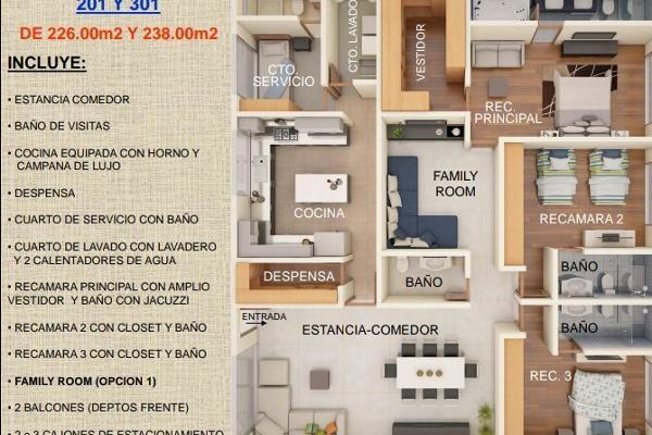 Foto de departamento en venta en  , bosques de la herradura, huixquilucan, méxico, 5323936 No. 14