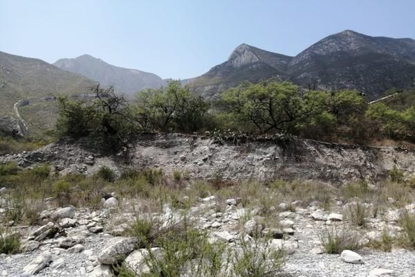 Foto de terreno habitacional en venta en  , bosques de la huasteca, santa catarina, nuevo león, 0 No. 01