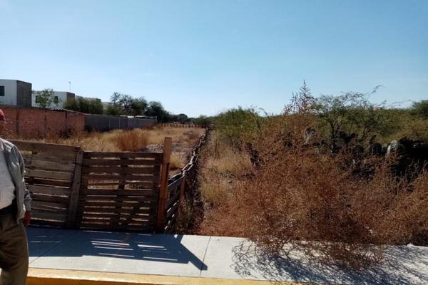 Foto de terreno habitacional en venta en bosques de las flores 1, villa de pozos, san luis potosí, san luis potosí, 17843440 No. 06