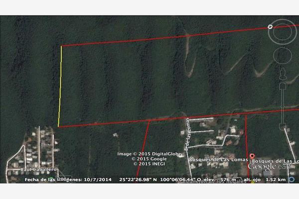 Foto de terreno habitacional en venta en bosques de las lomas 12, bosques de las lomas, santiago, nuevo le?n, 5680561 No. 03