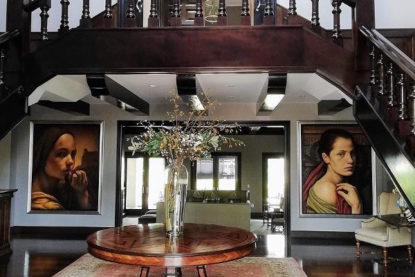 Foto de casa en venta en  , bosques de las lomas, cuajimalpa de morelos, distrito federal, 5683607 No. 02