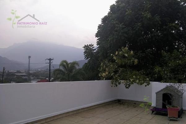 Foto de casa en venta en  , bosques de las lomas, santiago, nuevo león, 9941041 No. 14