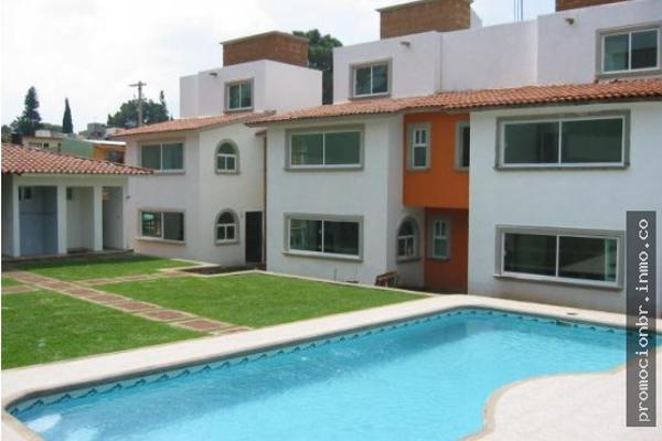 Foto de casa en condominio en venta en  , fovissste las águilas, cuernavaca, morelos, 6169682 No. 01