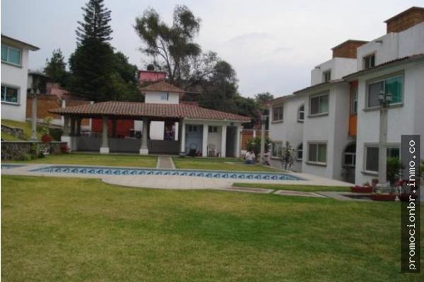 Foto de casa en condominio en venta en  , fovissste las águilas, cuernavaca, morelos, 6169682 No. 04