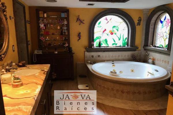 Foto de casa en venta en  , bosques de san ángel sector palmillas, san pedro garza garcía, nuevo león, 17293628 No. 05