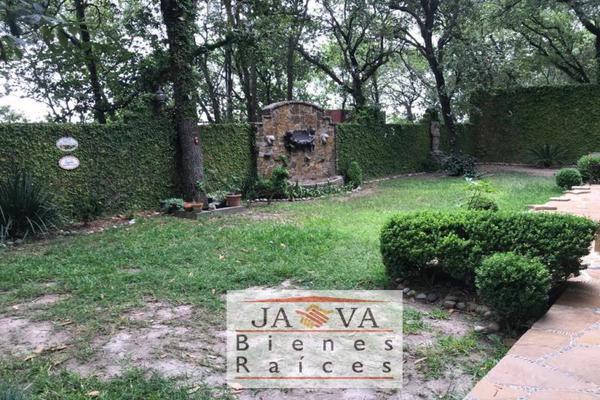 Foto de casa en venta en  , bosques de san ángel sector palmillas, san pedro garza garcía, nuevo león, 17293628 No. 22