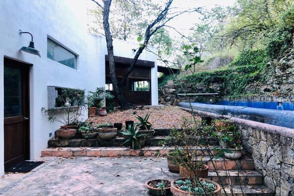 Foto de casa en venta en  , bosques de san ángel sector palmillas, san pedro garza garcía, nuevo león, 17364281 No. 08