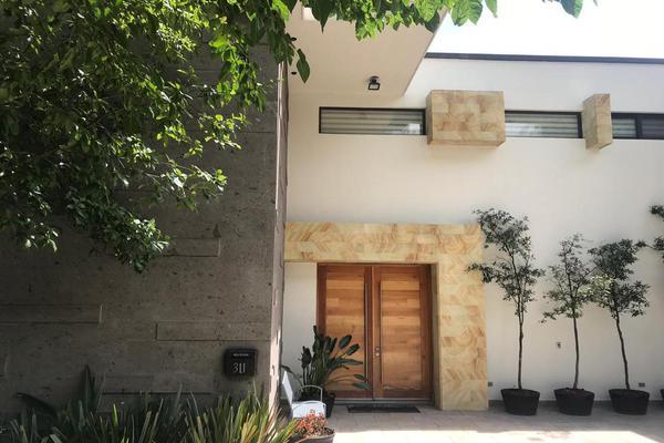 Foto de casa en venta en  , bosques de san ángel sector palmillas, san pedro garza garcía, nuevo león, 8166572 No. 01