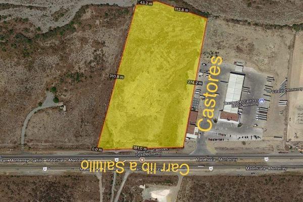 Foto de terreno habitacional en venta en  , bosques de santa catarina, santa catarina, nuevo león, 0 No. 02