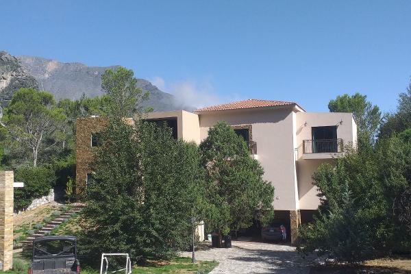 Foto de casa en venta en  , bosques de santa catarina, santa catarina, nuevo león, 8856775 No. 01
