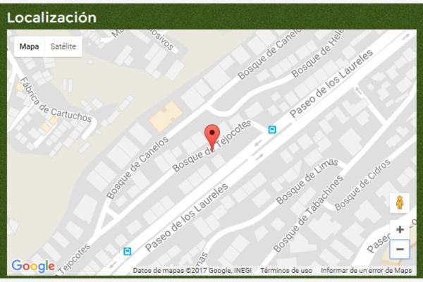 Foto de casa en venta en bosques de tejocotes 17, bosques de las lomas, cuajimalpa de morelos, df / cdmx, 8265982 No. 03