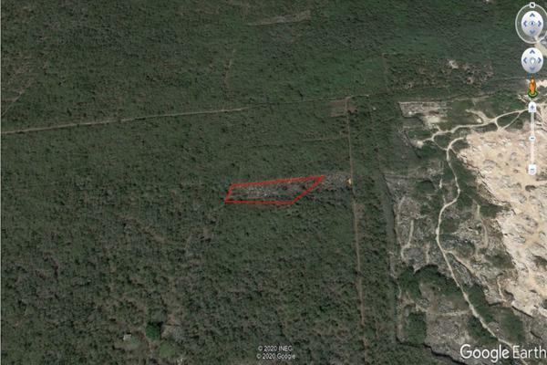 Foto de terreno habitacional en venta en  , bosques de uman, umán, yucatán, 14037370 No. 03