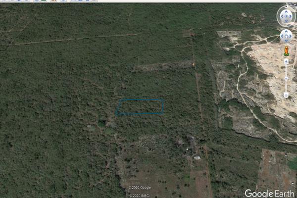 Foto de terreno habitacional en venta en  , bosques de uman, umán, yucatán, 14037370 No. 09