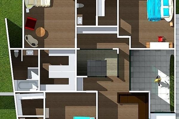 Foto de casa en venta en  , bosques de valle alto 2 etapa, monterrey, nuevo león, 4642113 No. 09