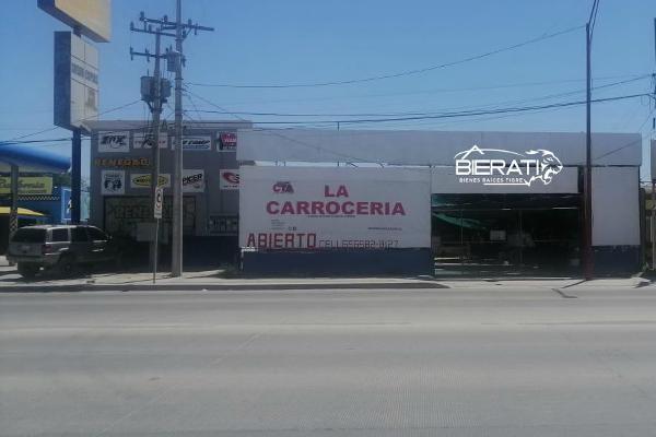 Foto de nave industrial en renta en  , bosques de waterfil, juárez, chihuahua, 15216171 No. 01