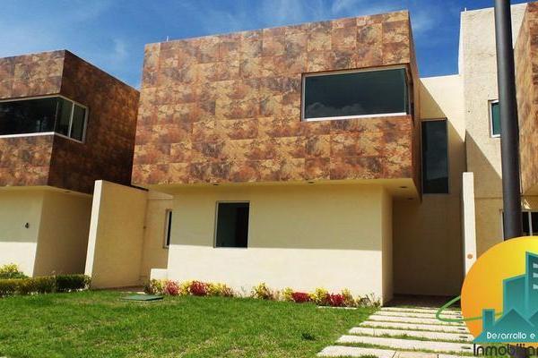 Foto de casa en venta en  , bosques del peñar, pachuca de soto, hidalgo, 8063960 No. 01