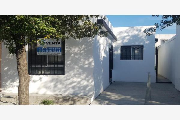 Foto de casa en venta en bosques del peral 204, bosques de san miguel, apodaca, nuevo león, 10150585 No. 01