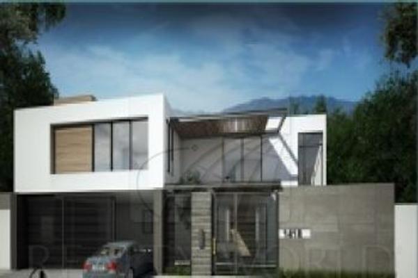Foto de casa en venta en  , bosques del valle 1er sector, san pedro garza garcía, nuevo león, 3036020 No. 01