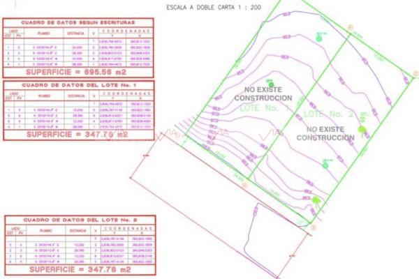 Foto de terreno habitacional en venta en 00 00, bosques del valle 4to sector, san pedro garza garcía, nuevo león, 9192513 No. 06