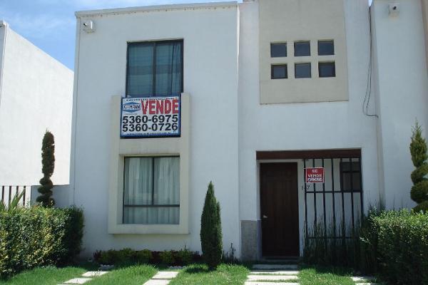 Foto de casa en venta en  , bosques residencial, zinacantepec, méxico, 3426175 No. 01