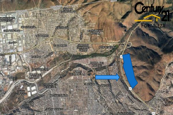 Foto de terreno habitacional en venta en boulevard 2000 y boulevard alberto limón s/n , nueva tijuana, tijuana, baja california, 12813004 No. 04