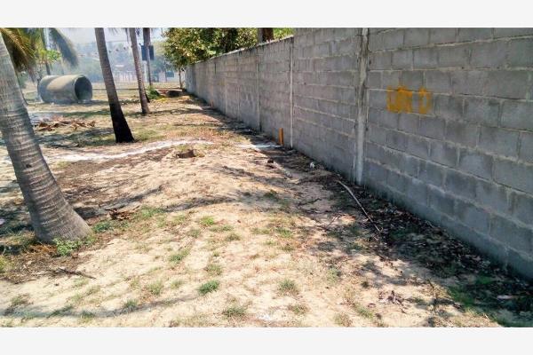 Foto de terreno habitacional en venta en boulevard 245, pie de la cuesta, acapulco de juárez, guerrero, 5917260 No. 08
