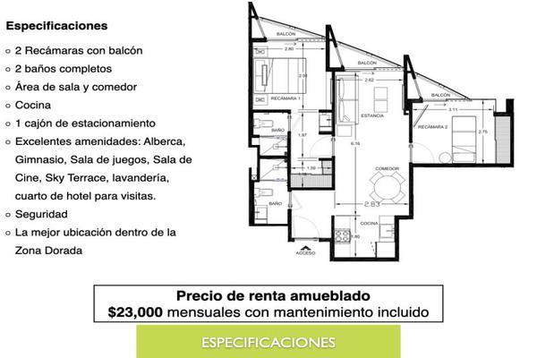 Foto de departamento en renta en boulevard adolfo lópez mateos 2645, villas del juncal, león, guanajuato, 19433492 No. 21