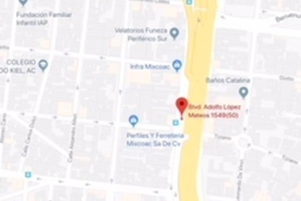 Foto de terreno habitacional en venta en boulevard adolfo lópez mateos , alfonso xiii, álvaro obregón, distrito federal, 4633544 No. 01