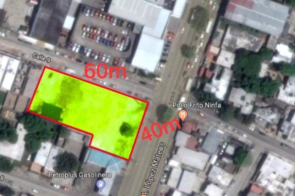 Foto de terreno comercial en venta en boulevard adolfo lópez mateos , jardín 20 de noviembre, ciudad madero, tamaulipas, 5678460 No. 01