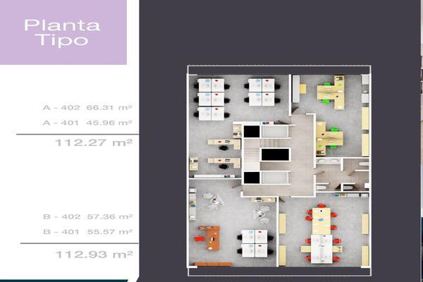 Foto de oficina en venta en boulevard adolfo lópez mateos , san jerónimo lídice, la magdalena contreras, df / cdmx, 14698781 No. 01