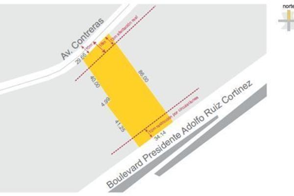 Foto de terreno habitacional en venta en boulevard adolfo lópez mateos , san jerónimo lídice, la magdalena contreras, df / cdmx, 5945022 No. 04