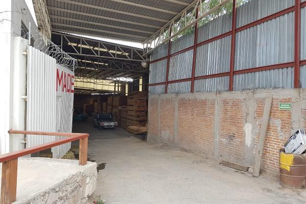 Foto de nave industrial en venta en boulevard antonio rocho cordero , segunda sección de bellas lomas, san luis potosí, san luis potosí, 7928086 No. 14