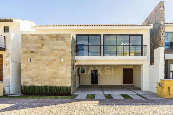 Foto de casa en venta en boulevard arco de piedra , el salitre, querétaro, querétaro, 3500786 No. 01