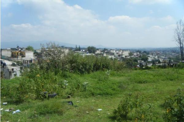 Foto de terreno habitacional en venta en boulevard artuto montiel 2, independencia 1a. sección, nicolás romero, méxico, 5793118 No. 01