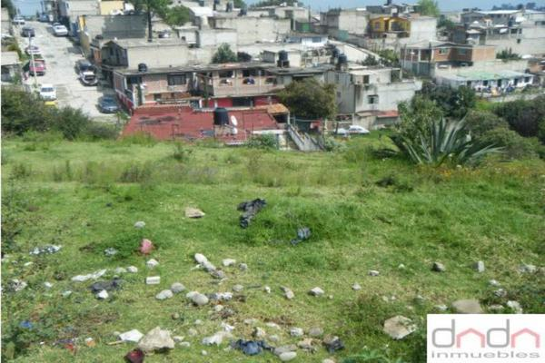 Foto de terreno habitacional en venta en boulevard artuto montiel 2, independencia 1a. sección, nicolás romero, méxico, 5793118 No. 03