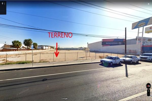 Foto de terreno habitacional en venta en boulevard benito juarez , ex ejido coahuila, mexicali, baja california, 0 No. 07