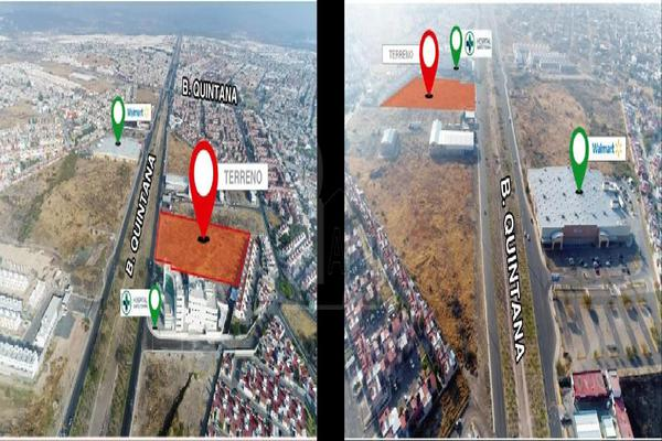 Foto de terreno comercial en venta en boulevard bernardo quintana , cerrito colorado, querétaro, querétaro, 7237870 No. 01