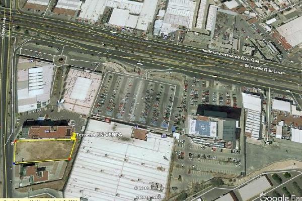 Foto de terreno comercial en venta en boulevard bernardo quintana, prolongacion tecnológico , balcón campestre, querétaro, querétaro, 0 No. 02