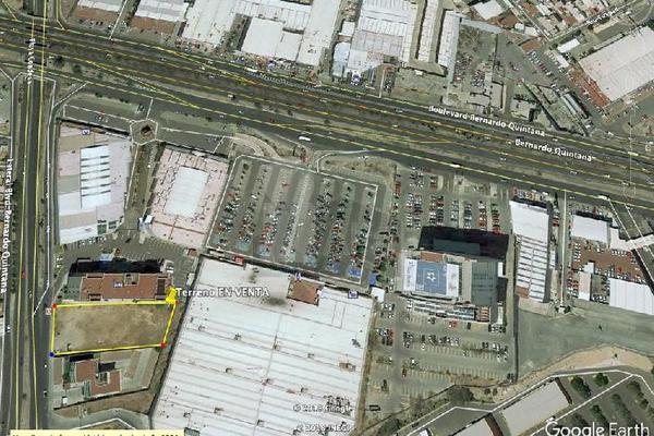 Foto de terreno comercial en venta en boulevard bernardo quintana, prolongacion tecnológico , gobernantes, querétaro, querétaro, 7228244 No. 02