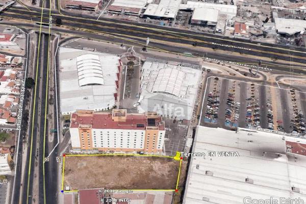 Foto de terreno comercial en venta en boulevard bernardo quintana, prolongacion tecnológico , gobernantes, querétaro, querétaro, 7228244 No. 03
