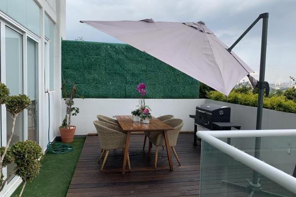 Foto de departamento en venta en boulevard bosque real 1, bosque real, huixquilucan, méxico, 9177532 No. 01