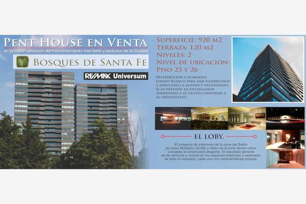 Foto de departamento en venta en boulevard bosque real 1, san mateo tlaltenango, cuajimalpa de morelos, df / cdmx, 13306243 No. 07