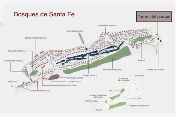 Foto de departamento en venta en boulevard bosque real 1, san mateo tlaltenango, cuajimalpa de morelos, df / cdmx, 13306243 No. 09