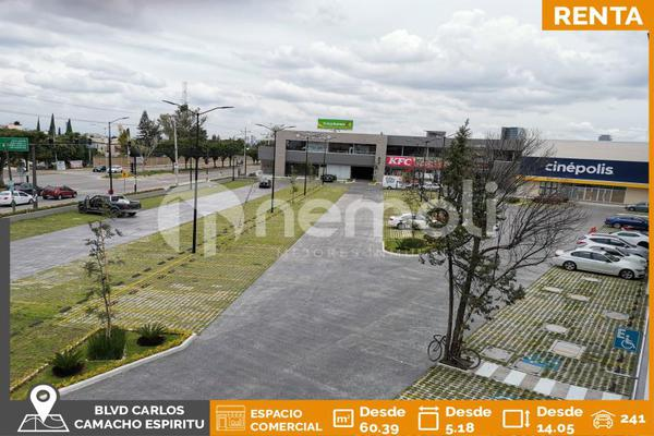 Foto de local en renta en boulevard carlos camacho espiritu 7910, granjas del sur, puebla, puebla, 10196061 No. 04