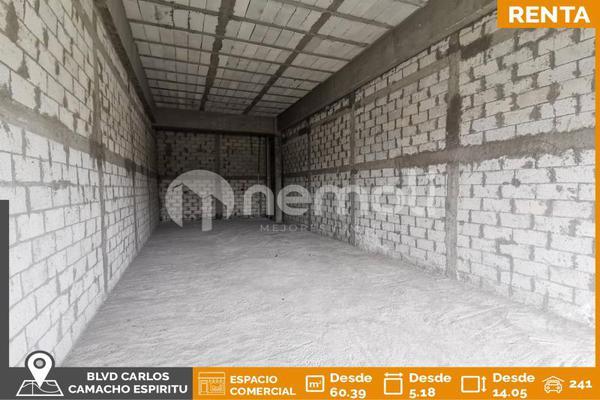 Foto de local en renta en boulevard carlos camacho espiritu 7910, granjas del sur, puebla, puebla, 10196061 No. 05