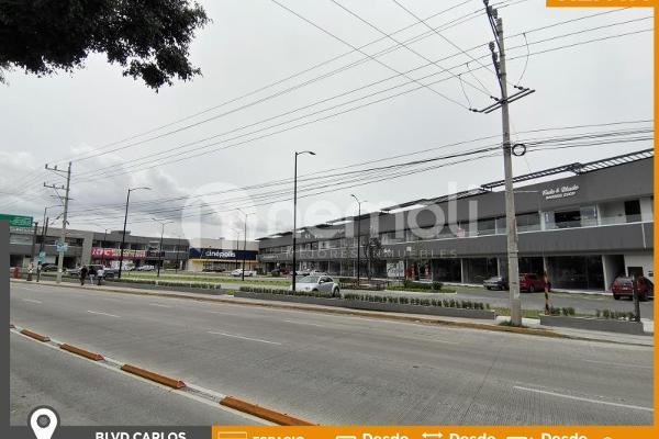 Foto de local en renta en boulevard carlos camacho espiritu 7910, residencial jheshed, puebla, puebla, 10196061 No. 01