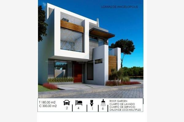 Foto de casa en venta en boulevard cascadas 17, de la santísima, san andrés cholula, puebla, 9918699 No. 01