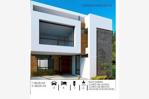 Foto de casa en venta en boulevard cascadas 17, santa catarina, san andrés cholula, puebla, 9918699 No. 03
