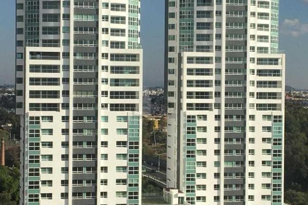 Foto de departamento en venta en boulevard cúmulo de virgo depto. 1502 piso 15 , atlixcayotl 2000, san andrés cholula, puebla, 9129177 No. 01